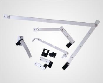 Componentes Alumínio Max